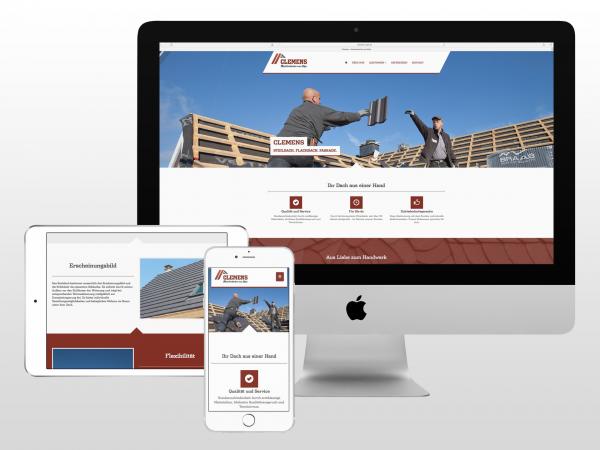 Clemens Olpe Website