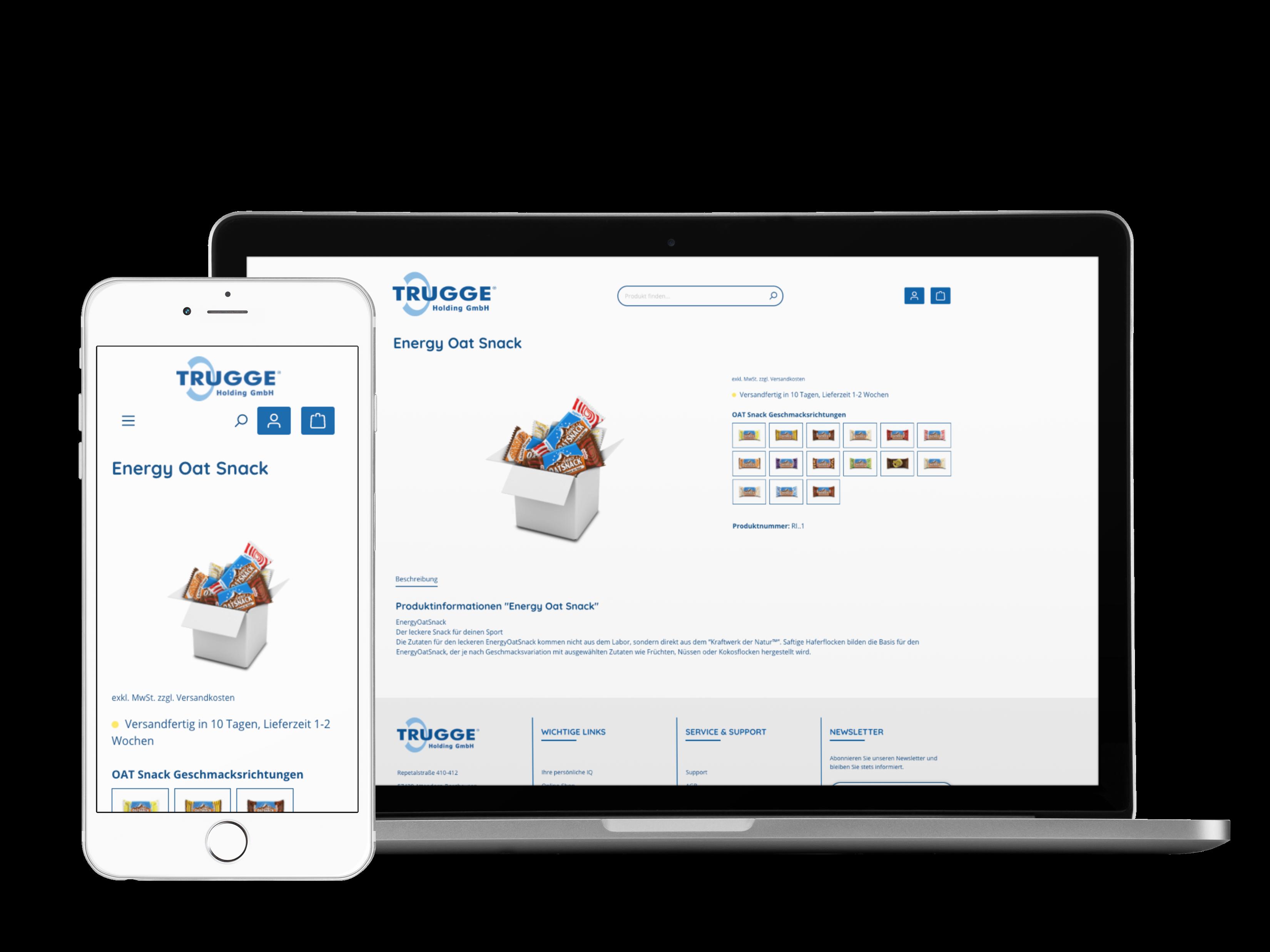 Produktseite Shopware6